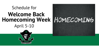 """Welcome Back"" Homecoming"