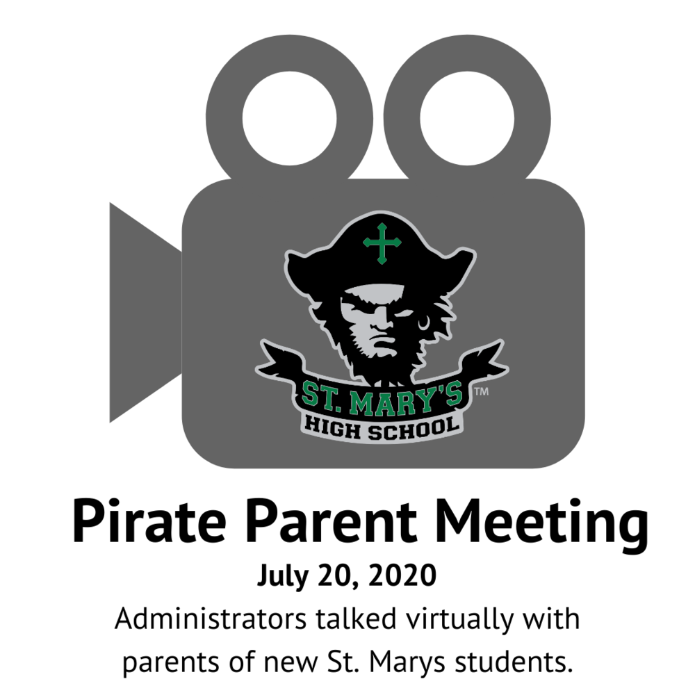 Video: Parent Meeting #2, July 20, 2020