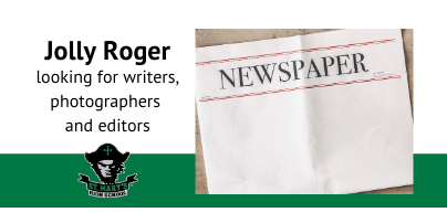 Jolly Roger Needs Writers, Photographers