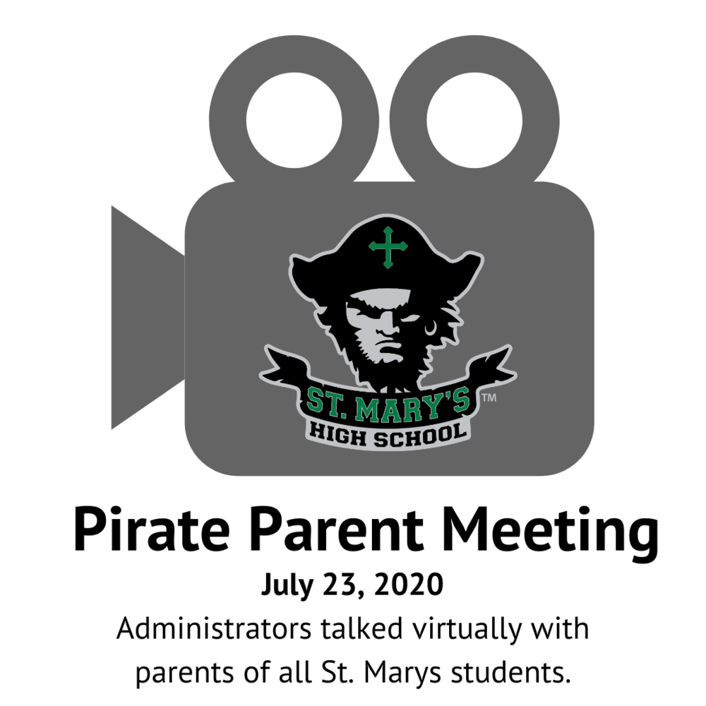 Video: Parent Meeting #3, July 23, 2020