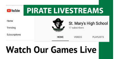 LIVESTREAMS: Watch Pirate Basketball Live