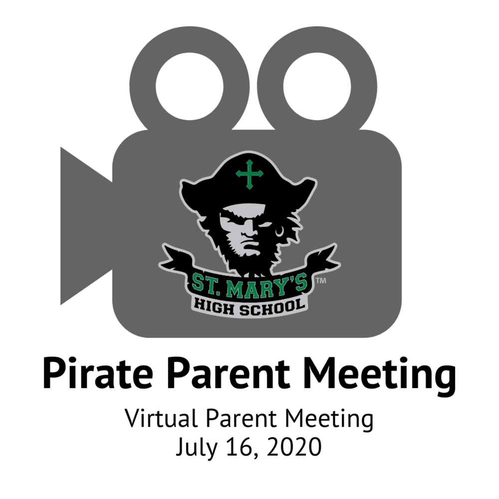 Video: Parent Meeting #1, July 16, 2020