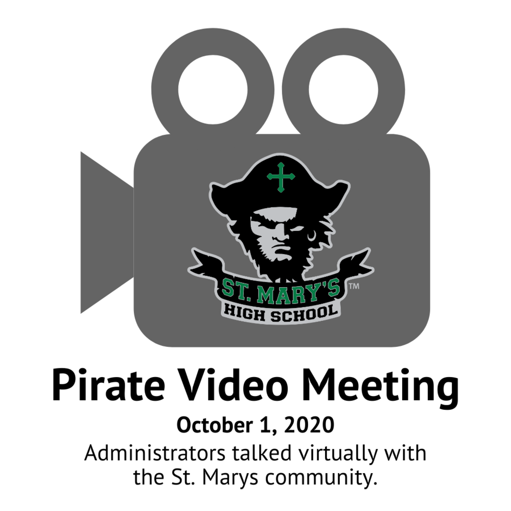 Video: Community Meeting, Oct. 1, 2020
