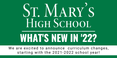 What's New in '22? [2 diploma tracks/extracurriculars]
