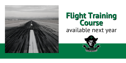 Flight Training Course Available Next Year