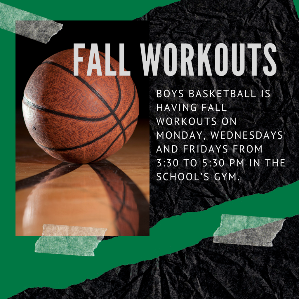 Basketball with workout times