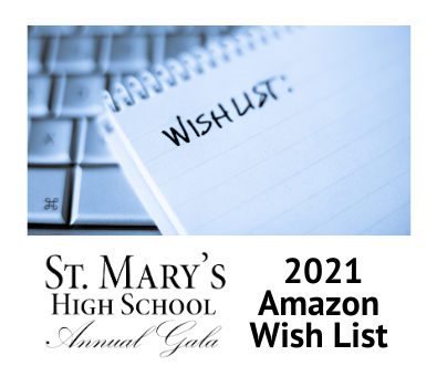 notepad with wish list written on it